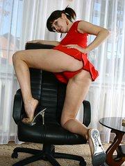 Paulina beeg hairy step